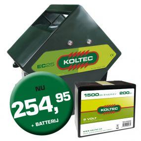 Batteriegerät KOLTEC EC25