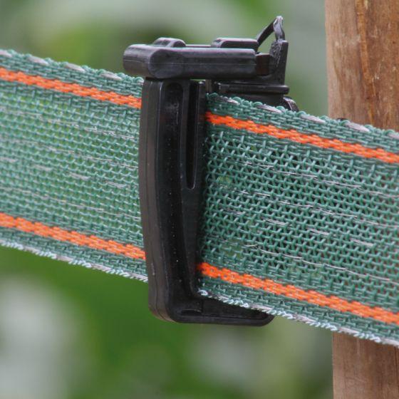 Band,grün/rot verst. 40mm