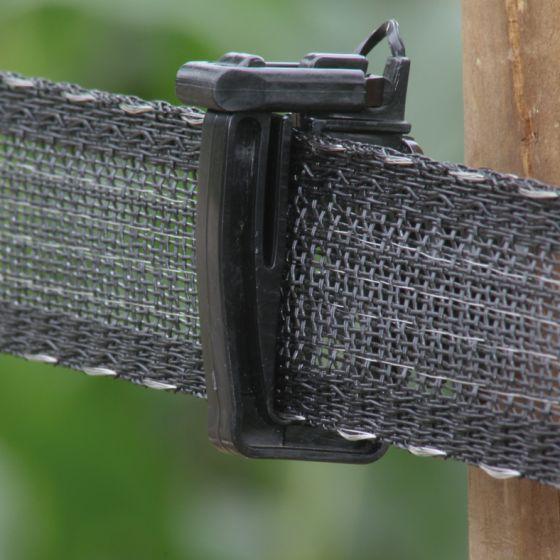 Band,schwarz verst.400m 40mm