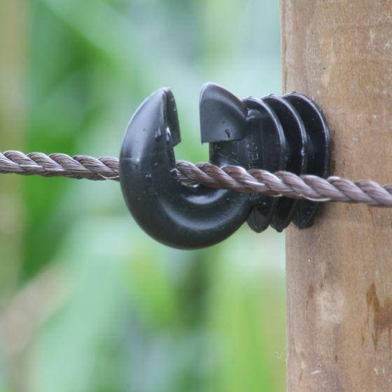 Seil, braun, 6 mm