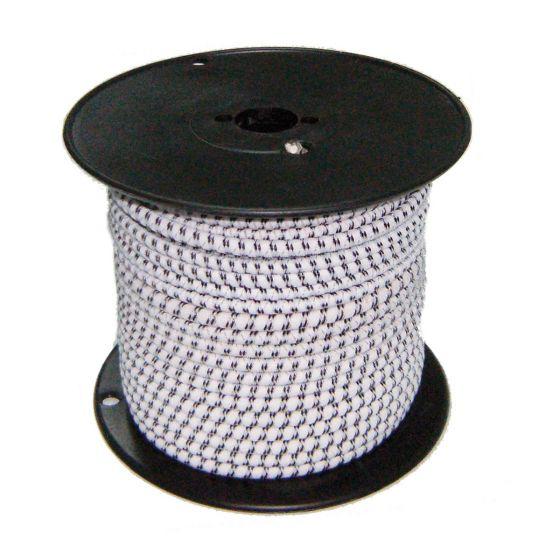 Elastik-Seil, Rolle mit 25 mtr