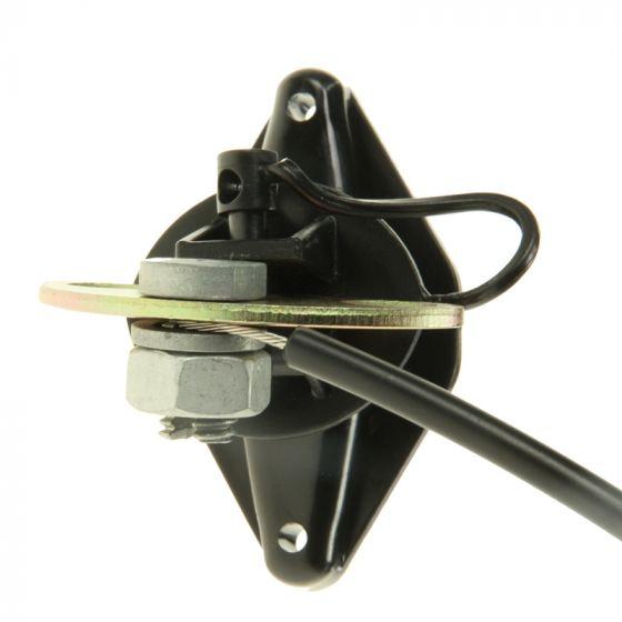 Stiftschluß-Is.mit Ankerplatte