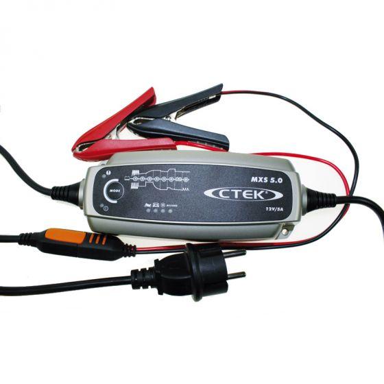 Akkulader CTEK MXS 5.0