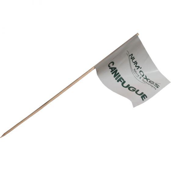 Marker-Fahne