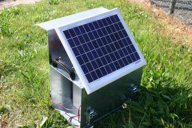 Solar montageplatte