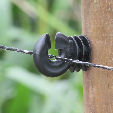Litze schwarz, 1000m ca.3,5mm